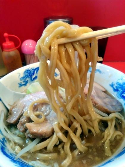 ドン・キタモトさんの麺