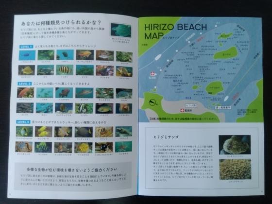ヒリゾ浜ガイドブック
