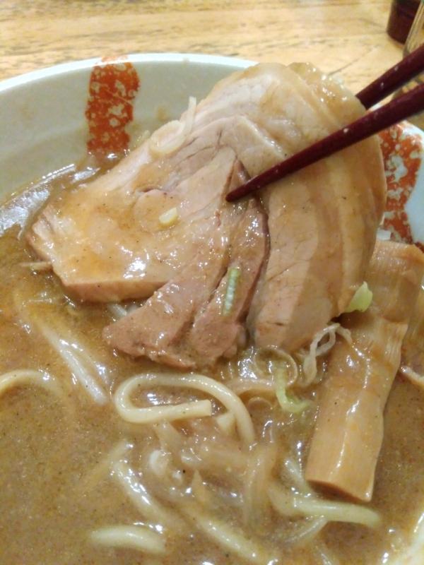 麺処慶さんのチャーシュー