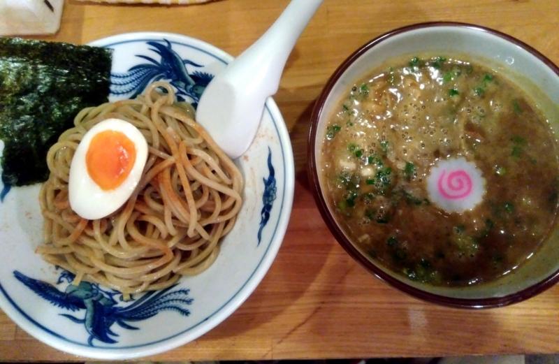 らー麺Chopさんのマサラ(並)850円