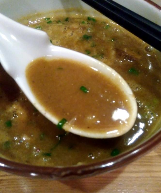マサラのスープ