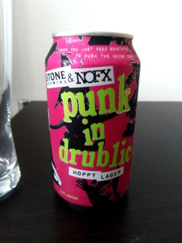 ストーンブルーイングのpunk in drublic