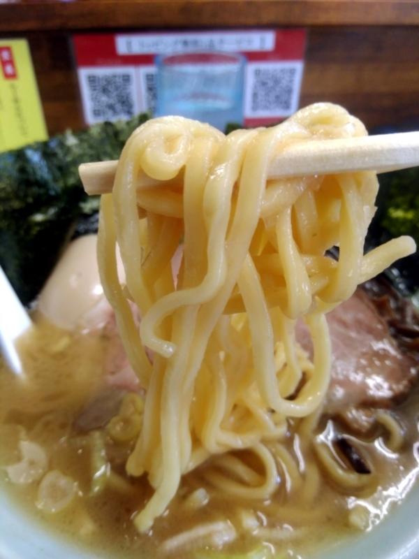 楊喜家さんの麺