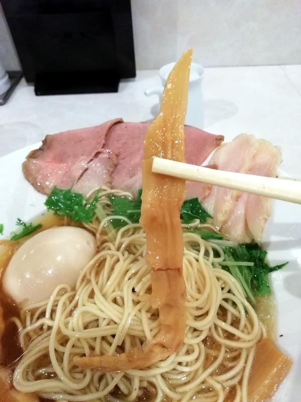 Noodle Kitchen KYOさんの穂先メンマ