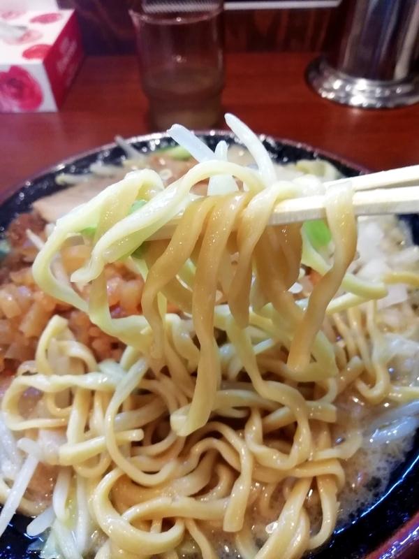 家二郎のワシゴワ麺