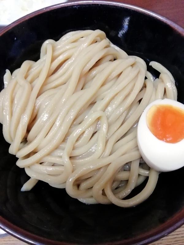 次念序さんの麺