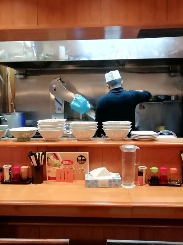 食為先さんの刀削麺マシーン