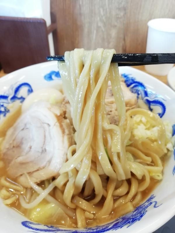 ジャンクガレッジ深谷店さんの麺