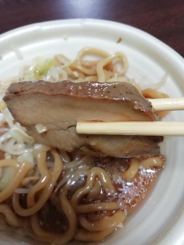 中華蕎麦とみ田 監修 豚ラーメンの豚