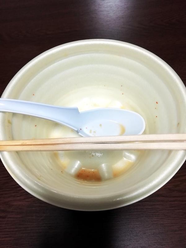 ファミリーマートの二郎系 野菜マシにんにく醤油ラーメンを完食・完飲。