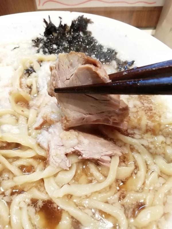 麺工 豊潤亭さんのチャーシュー