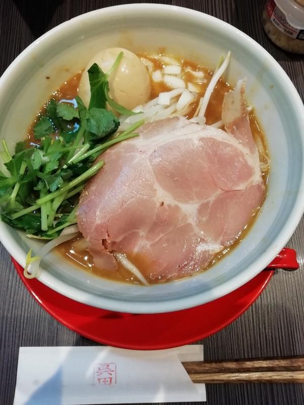 味噌呉田~ Life ~さんの味噌ラーメン 870円