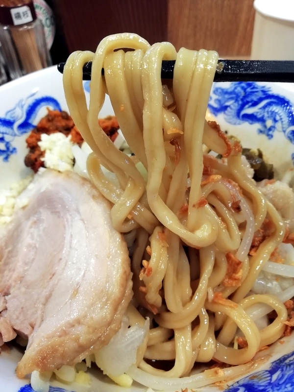 ジャンクガレッジ熊谷店さんのTacoまぜの麺