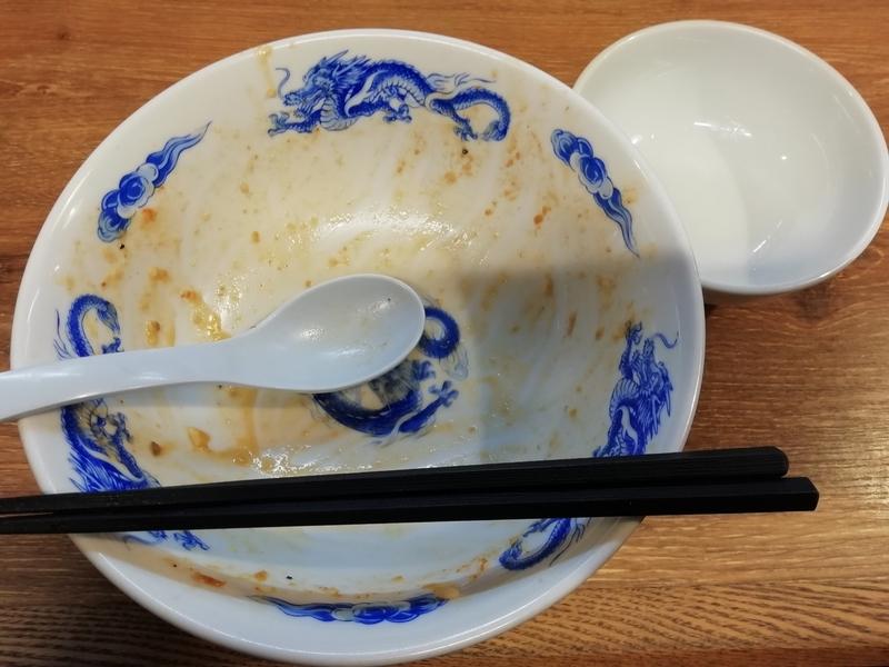 ジャンクガレッジ熊谷店さんのTacoまぜとタコライスを完食。