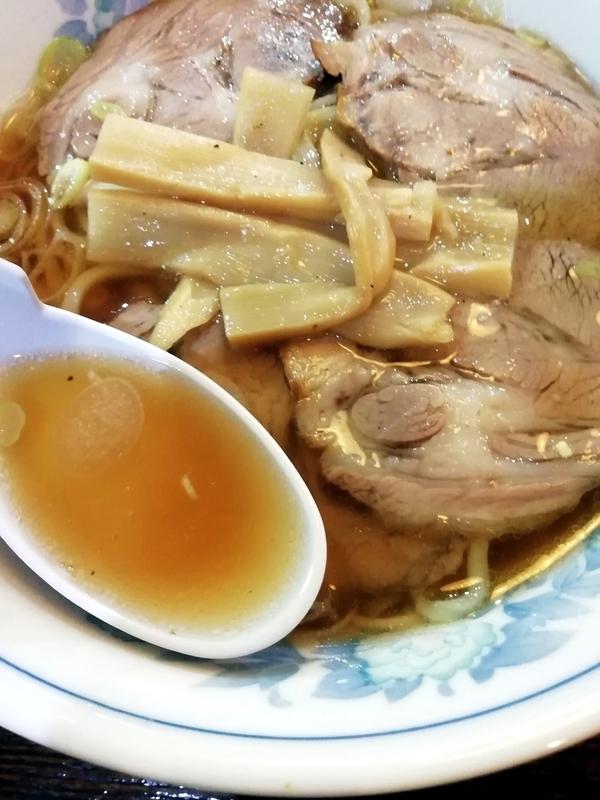平野屋直伝 増やさんのラーメンのスープ