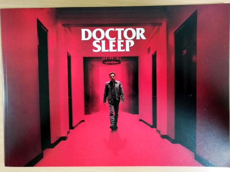 映画『ドクター・スリープ』のパンフレット
