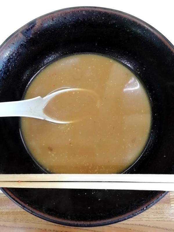 ラーメン ピリカ(行田市)さんのピリカラーメンを完食。