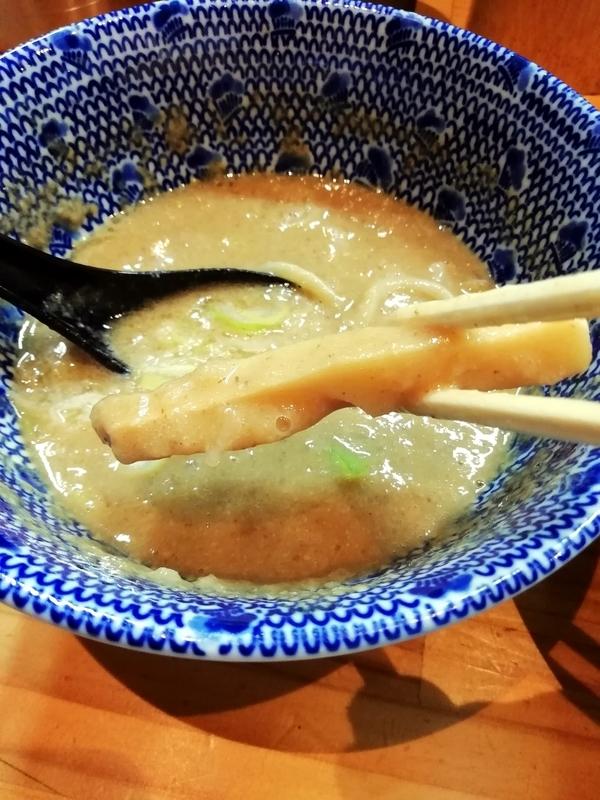 自家製麺TANGOさんのメンマ