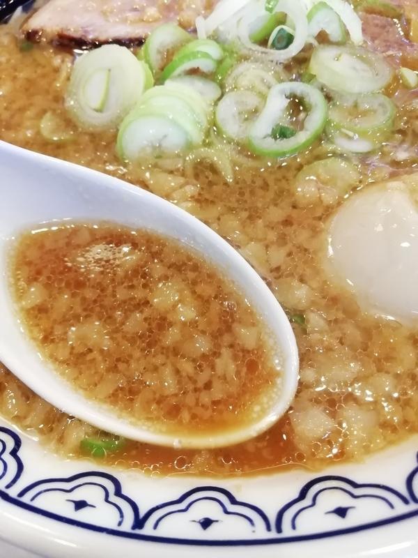 ばんから熊谷店さんの味玉ばんからのスープ