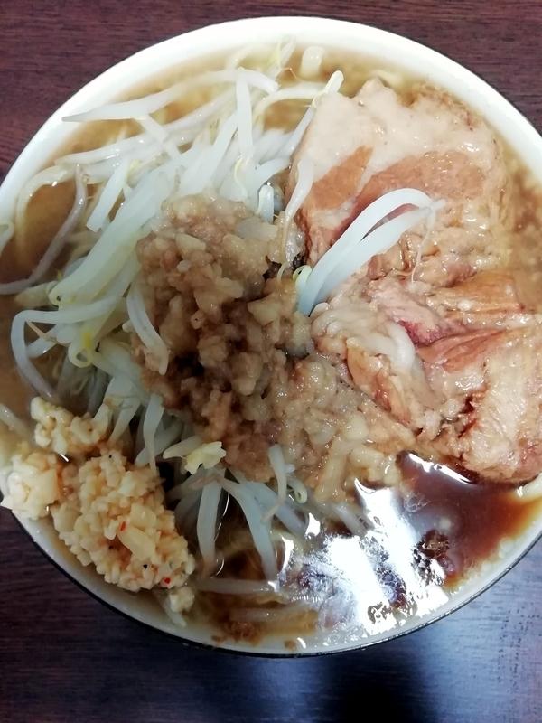 俺の生きる道 白山店 (旧夢を語れ東京) 夢のラーメン@宅麺