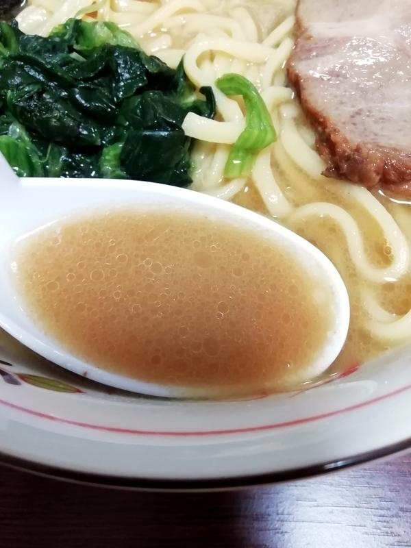 横浜家系 作田家 暴君RA-MEN@宅麺のスープ