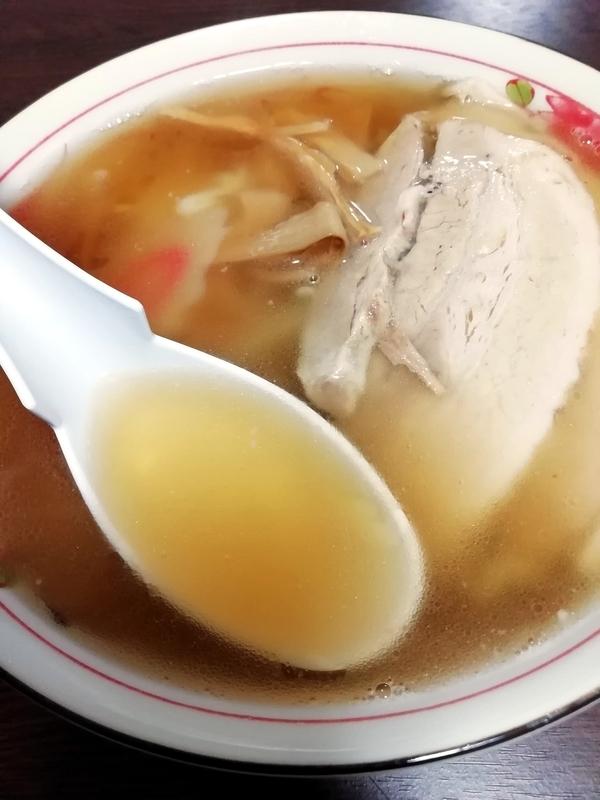 麺や大山 醤油ラーメン@宅麺のスープ