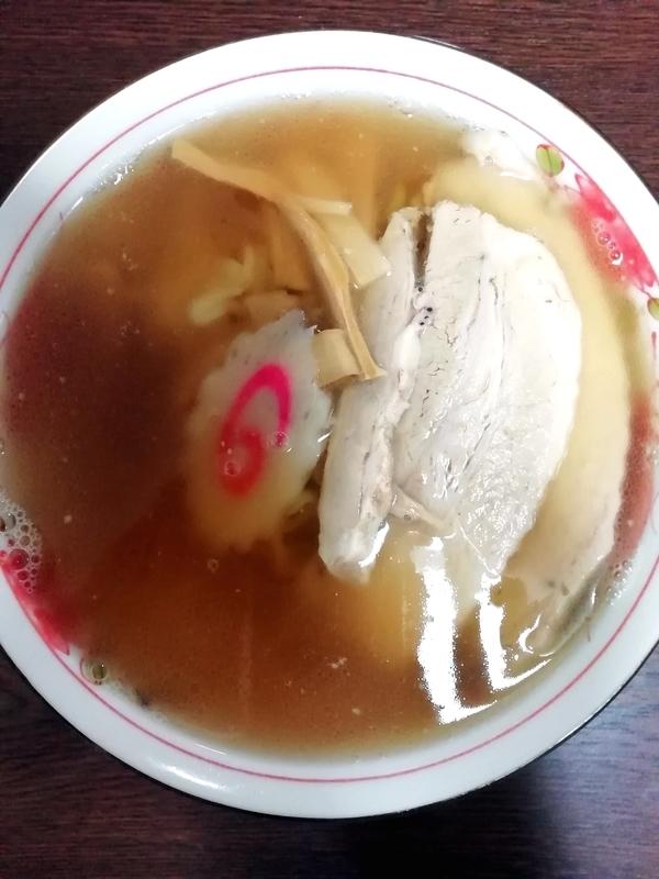 麺や大山 醤油ラーメン@宅麺