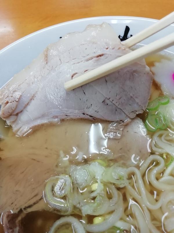 麺や大山さんのチャーシュー