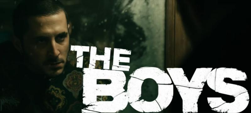 ザ・ボーイズ(THE BOYS) シーズン2 エピソード4『この世に類を見ないもの』