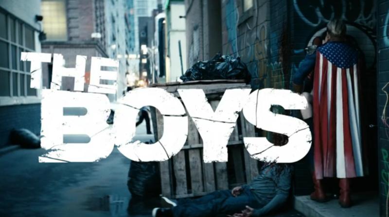 ザ・ボーイズ(THE BOYS) シーズン2 エピソード6『開かれた扉』
