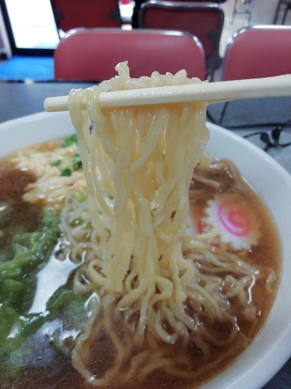 羽生市の伊勢屋さんの手打ち麺