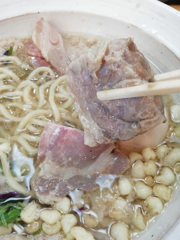 讃岐ラーメン 香麦 -komugi-さんの豚軟骨チャーシュー