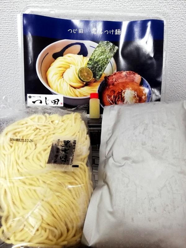 つじ田 濃厚つけ麺@ヌードルツアーズ