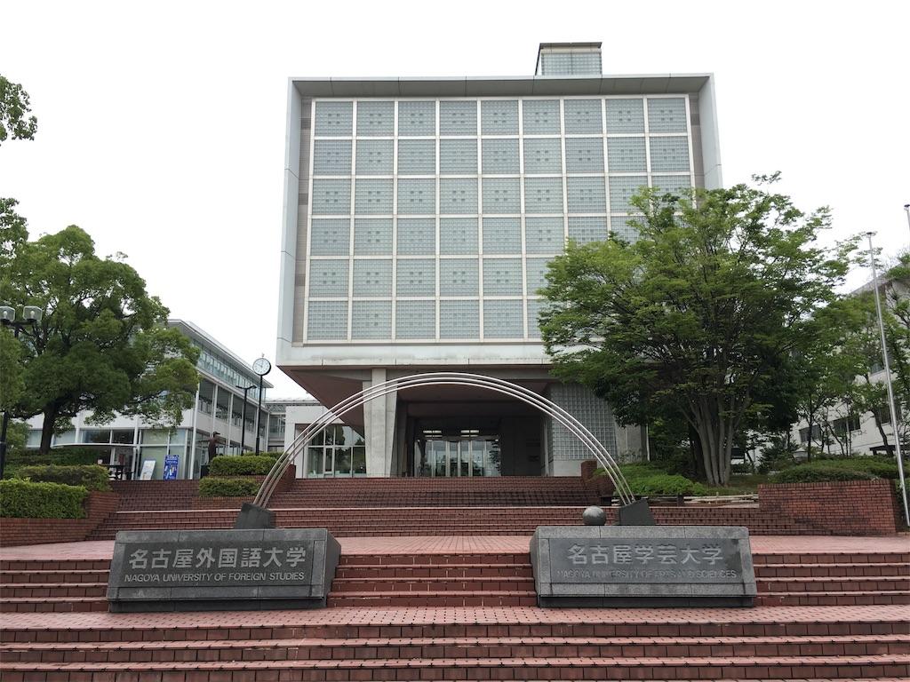 語 大学 外国 名古屋