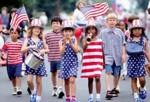 米国の独立記念日