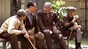 高齢化する日本