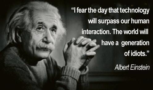 アルバート・アインシュタインの警句