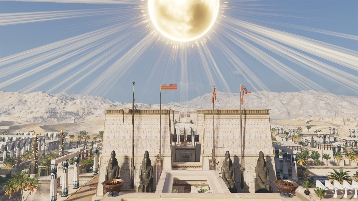 アテン神殿