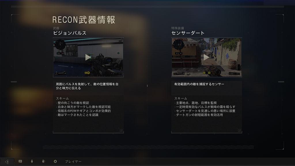 コール オブ デューティ ブラックオプス 4 RECONスペシャルウェポン