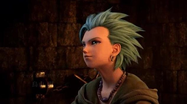 ドラゴンクエスト11PS4オープニング青髪カミュの牢獄での出会い