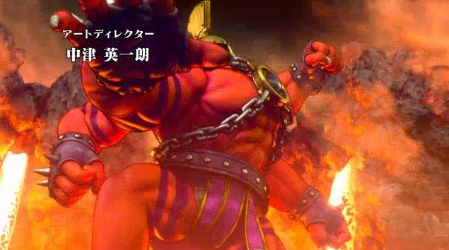 ドラゴンクエスト11PS4オープニングマッチョ巨人の戦闘