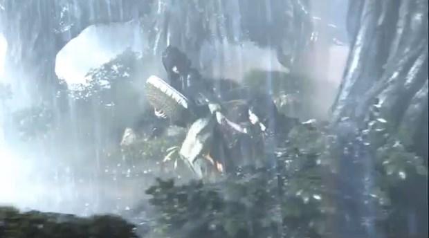 ドラゴンクエスト11PS4ゲームムービーデルカダール王国から逃亡王妃と勇者赤子と少女