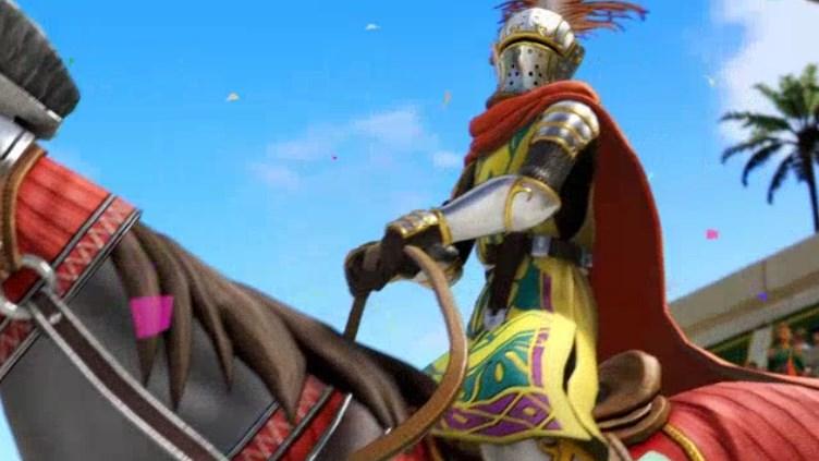 ファーリス王子の代走影武者レース