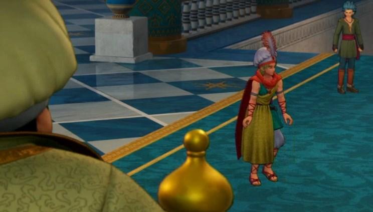 砂漠の殺し屋の討伐を命じられファーリス王子はヘナヘナと腰がぬける