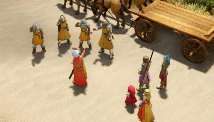 ファーリス王子の砂漠の殺し屋デスコピオン討伐