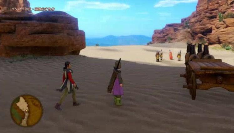 ファーリス王子の砂漠の殺し屋デスコピオン討伐でついに到着魔蟲のすみか