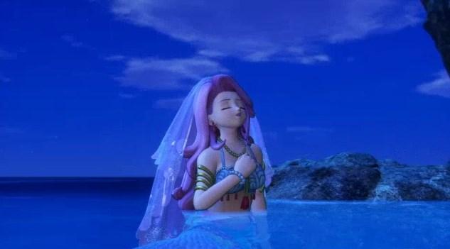 人魚ロミアの悲しい歌