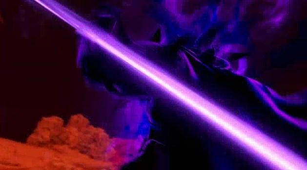 魔王の剣をたずさえ勇者の星を叩き斬る魔王