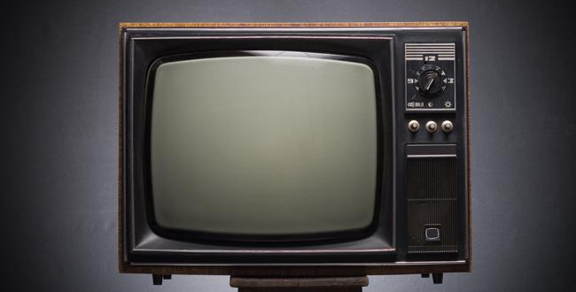 一方通行の配信形式であるテレビのイメージ画像