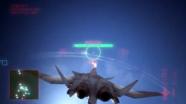 ハイGターン中にEMLで狙撃して戦闘機撃ち抜いた画像